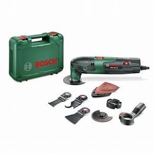 Outil Multifonction Bosch Pro : outil multifonction 220 w pmf 220 13 accessoires ~ Dailycaller-alerts.com Idées de Décoration