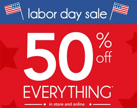s labor day sale 50 additional 25 code