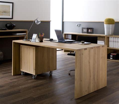 bureau modern tips voor een home office in de woonkamer