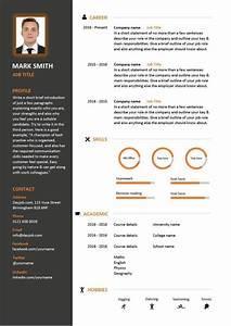 Cv Template Wordpress Free 14 Moderner Lebenslauf Vorlage Kostenlos The 20 Weeks