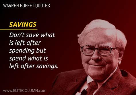 warren buffett quotes  ensure  retire immensely rich