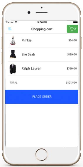 iphone app template ecommerce ios app template in for iphone and ios app templates