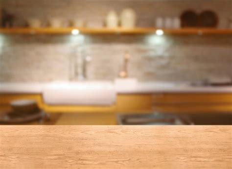 table high resolution kitchen background kitchen table detail with blurred background home interior
