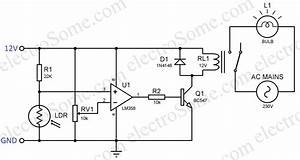 Relay Page 5   Schematic Electronic Diagram