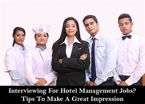 Make A Great Impression When Interviewing For A