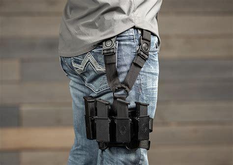 drop leg magazine carrier alien gear holsters