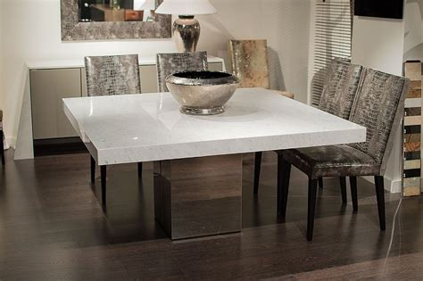 international 3266 sq dining table square