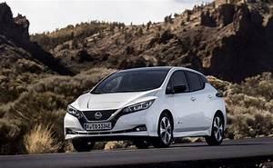 Nissan Leaf 2018 60 Kwh : nissan leaf autonomie commercialisation prix batterie ~ Melissatoandfro.com Idées de Décoration