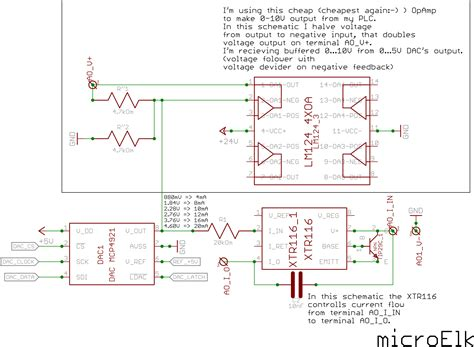 mr pro 4 20ma output wiring diagram components