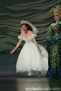 the little mermaid on broadway images wedding dress 1 hd With little mermaid wedding dress