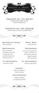 wedding ceremony order wedding ceremony order sheet by adamelevate on deviantart