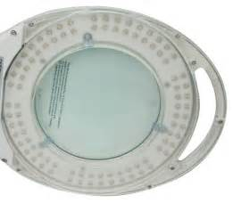 led magnifying l with cl in led table ls from