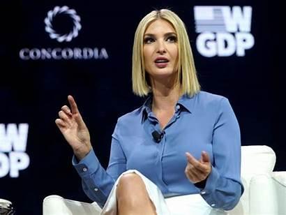 Powerful Trump Ivanka Stage Concordia Summit Savi