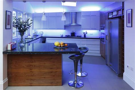 how to choose cabinet lighting kitchen how to choose led kitchen lighting modern place 9316