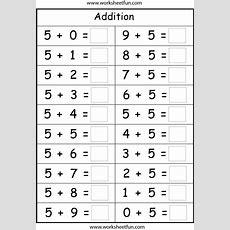 Addition Facts  8 Worksheets  Free Printable Worksheets Worksheetfun