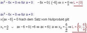 Lösungsmenge Berechnen : l sungen quadratische gleichungen v mit br chen mathe brinkmann ~ Themetempest.com Abrechnung