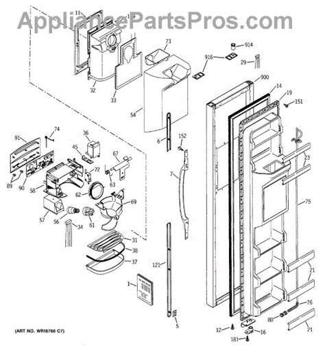 ge wrx water  sleeve appliancepartsproscom