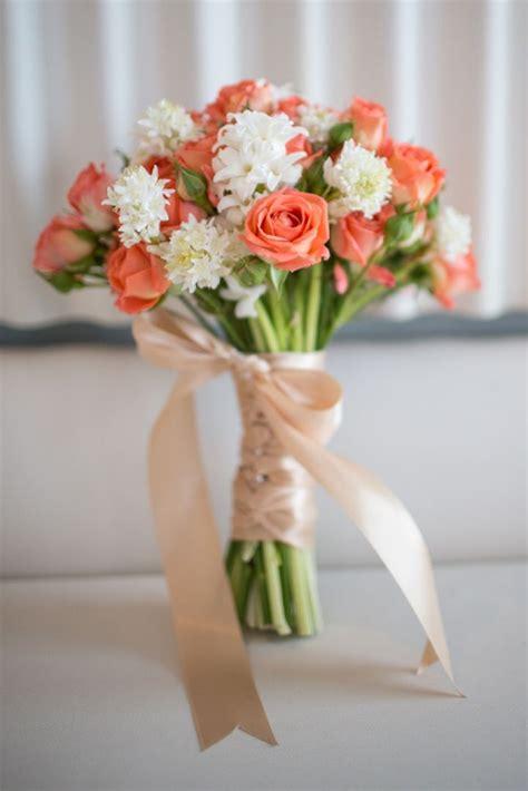 Modern Nautical Peach And Gray Wedding Inspiration
