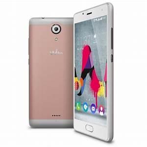 Wiko U Feel Lite Rose Or Achat smartphone pas cher, avis et meilleur prix Cdiscount