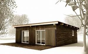Maison En Kit Pas Cher 30 000 Euro : construire maison a moins de 50 000 euros ~ Dode.kayakingforconservation.com Idées de Décoration