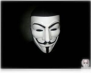 V for Vendetta Mask Wallpaper - WallpaperSafari