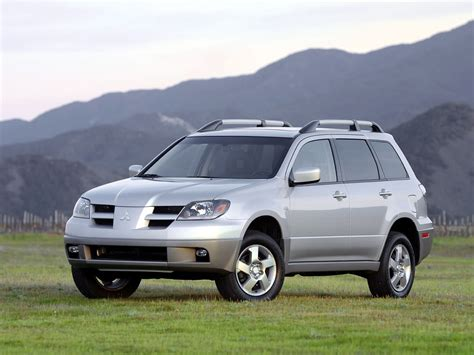 Mitsubishi Outlander 2006 by 2006 Mitsubishi Outlander I Pictures Information And