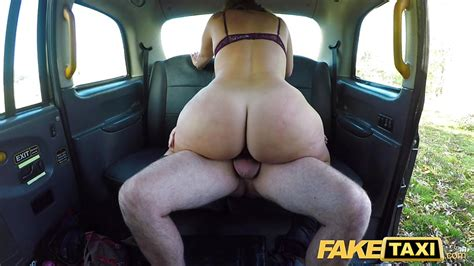 Fake Taxi Big Sexy Spanish Ass Bounces As Tight Pussy
