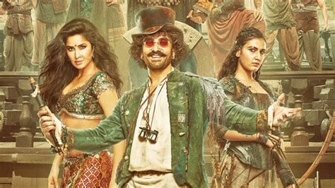 Thugs Of Hindostan Box Office Collection Prediction