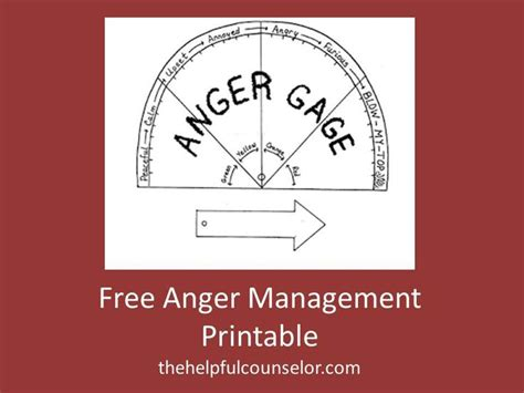 free anger management printable activity anger management 865 | df03aca4f94614a7789789524a00df6c elementary counseling school counseling