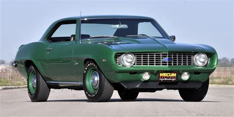 Rare And Fast American Muscle Cars