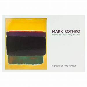 Mark Rothko: National Gallery of Art Postcard Book