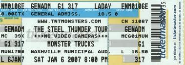 monster truck show tickets prices top five things to not buy your wife for christmas