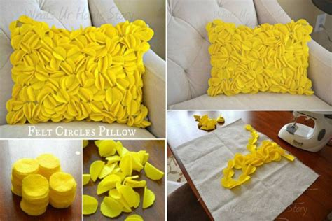 Decorative Pillow Ideas by No One Will Teach You These 9 Cool Diy Pillows Its Beautiful