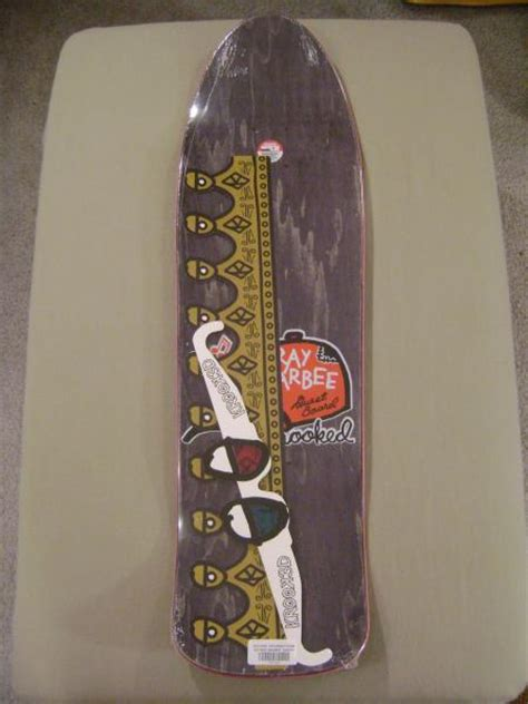 Barbee Skate Deck by Krooked Barbee Ragdoll Guest Skateboard Deck Ebay