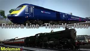 Train Simulator  Riviera Line - Then Vs  Now