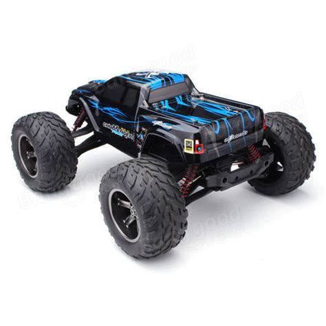 9115 1 12 2 4ghz 2wd Brushed Rc Monster Truck Rtr Sale