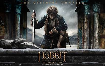 Hobbit Bilbo Res Desktop Kneeling Horizontal Sting