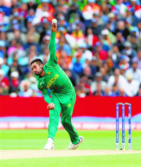 Amir Missing Pakistan Provisional World Cup Squad