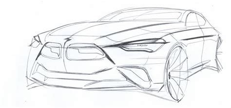Sketches, Car Sketch And Cars