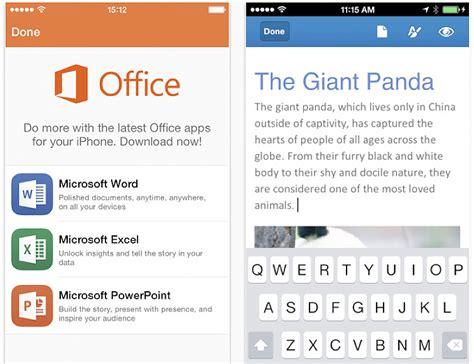 microsoft office ya est 225 disponible para todos los microsoft office ya est 225 disponible para iphone y