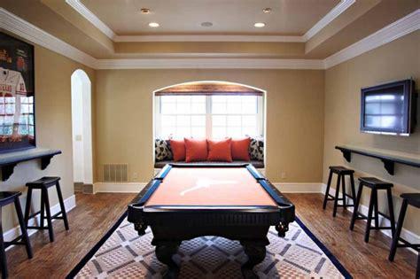 mind blowing billiards room designs