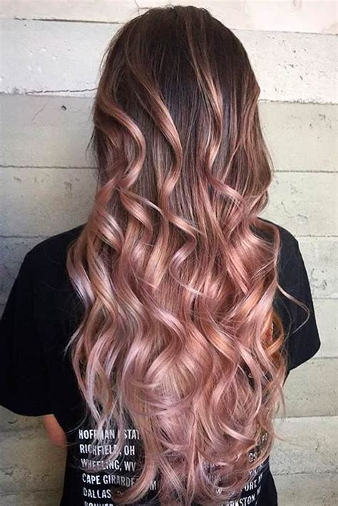 27 Fabulous Brown Ombre Hair Hairstyles Haircuts