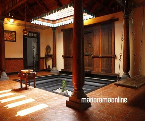 beautiful traditional courtyard homes  india  built