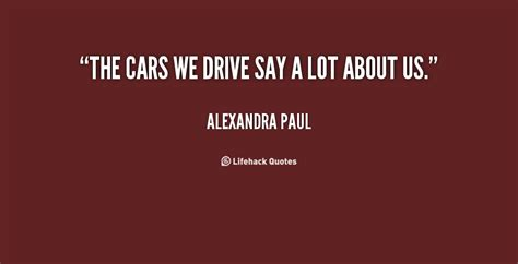Quotes About Cars Quotesgram