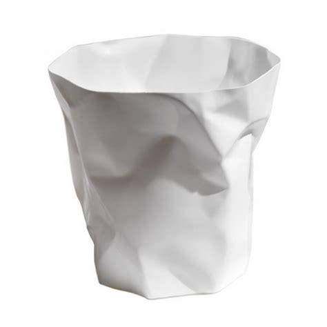 poubelle bureau design poubelle de bureau blanche design bin bin essey
