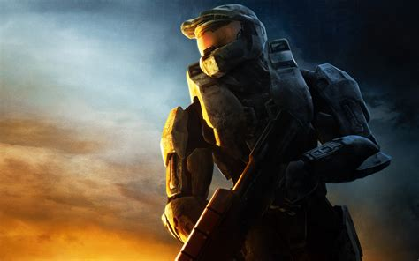 Halo Halo 3 Master Chief Video Games Wallpapers Hd
