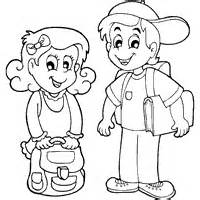 HD wallpapers coloring pages kindergarten first day