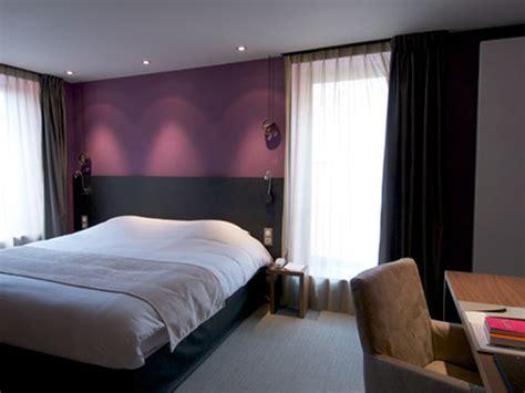 chambre grise et mauve chambre mauve et noir solutions pour la décoration