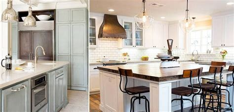 7 types of kitchen island 9 essential types of kitchen cabinets as great renovation
