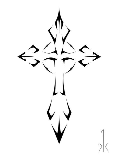 Latest Cross Tattoo Design Samples